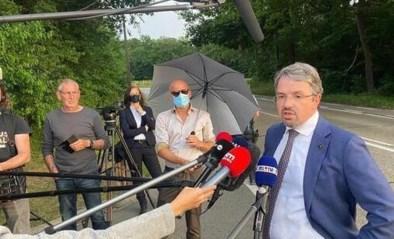 """Federaal procureur Frédéric Van Leeuw na vondst lichaam Jürgen Conings: """"Doodsoorzaak waarschijnlijk zelfmoord met vuurwapen"""""""