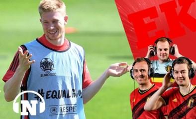 "SJOTCAST EK #10. ""Kevin De Bruyne zal de Finse vloek doorbreken"""
