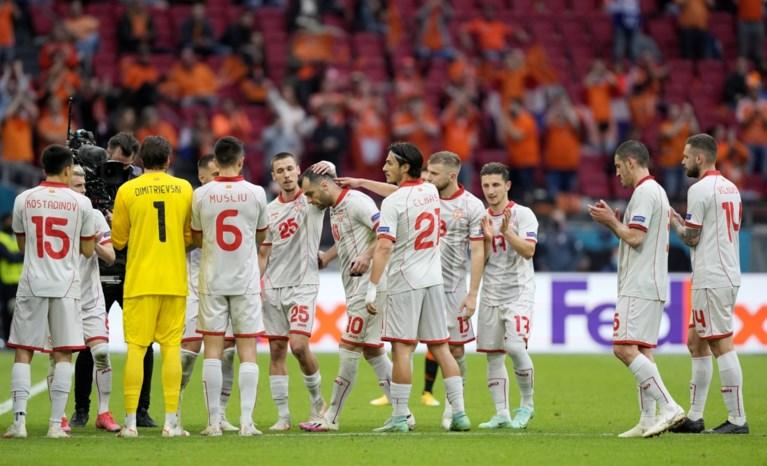 Mooi gebaar: afscheidnemende Pandev krijgt voor aftrap tegen Nederland speciaal shirt