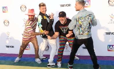 Leden Backstreet Boys en NSYNC vormen nieuwe groep