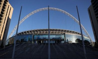 Hoogtepunt EK blijft in Engeland: Wembley mag meer dan 60.000 voetbalfans ontvangen