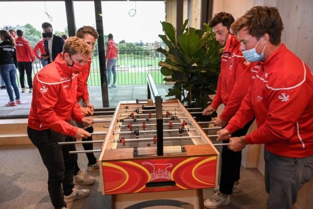 'Center of Excellence', complex voor nationale hockeyploegen, op Wilrijkse Plein geopend