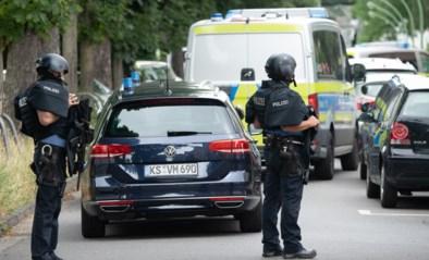 Geweerschoten in Frankfurt: grote politieoperatie aan de gang, één dode