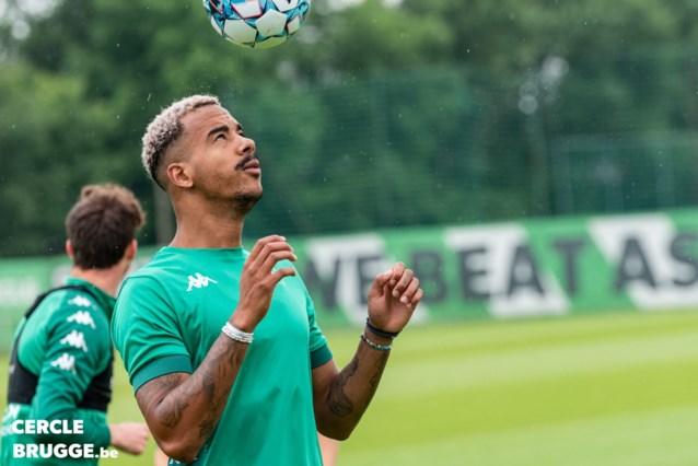 Wereldburger in Brugge: Senna Miangue ging van Beerschot naar Inter en belandt via Cagliari bij Cercle
