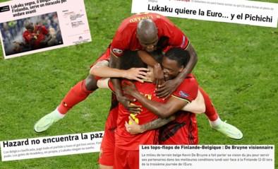 Zege Rode Duivels doet nog maar weinig stof opwaaien: Spaanse pers hekelt prestatie Hazard, Italië ontdekt Doku