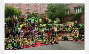 Leefschool De Vlieger is 'Fietsschool van Oostende'
