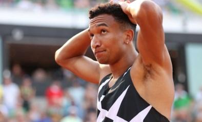 De wereldkampioen op de 800 meter mist olympisch ticket na dramatische race in Amerikaanse trials