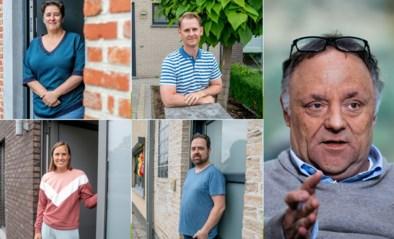 """Buren zijn blij dat Marc Van Ranst en zijn gezin weer thuis zijn: """"Dit hoofdstuk moest niet langer duren"""""""