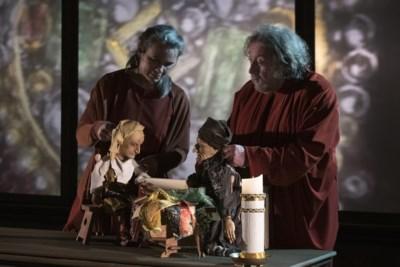 """Luk De Bruyker toont ontstaan 'Lam Gods' met schimmen en poppen: """"Mijn laatste grote productie"""""""