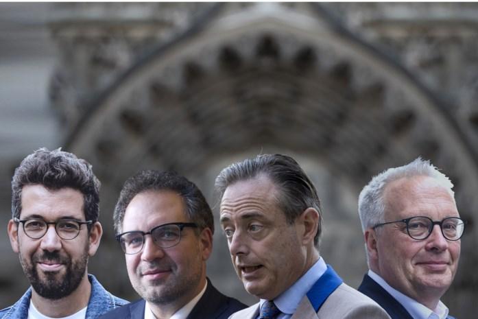 """Bart De Wever tijdens debat over stilzwijgen PFOS-vervuiling: """"Er zijn hier dure woorden gevallen"""""""