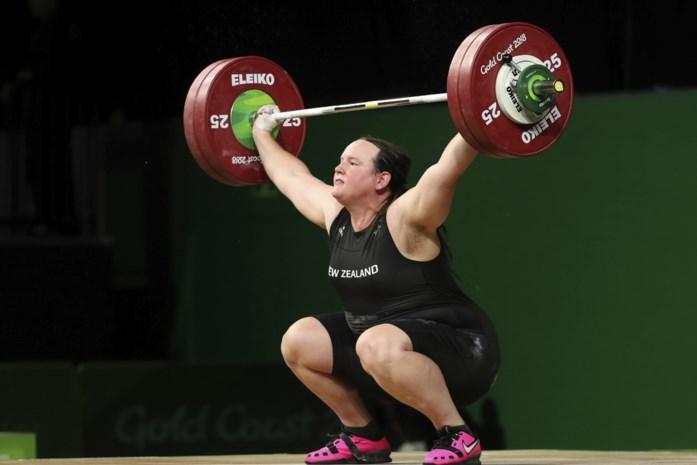 """Belgische gewichthefster over transvrouw als concurrent op Olympische Spelen: """"Dit voelt aan als slechte grap"""""""