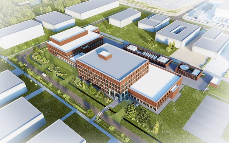 Janssen Pharmaceutica bouwt in Zwijnaarde centrum om kankerpatiënten te redden