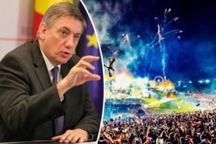 Burgemeesters plooien niet voor Tomorrowland, maar Jambon werkt al aan plan B
