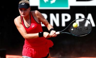 """Dopingschorsing van tennisster Dayana Yastremska opgeheven: """"Ik ben blij en opgelucht"""""""