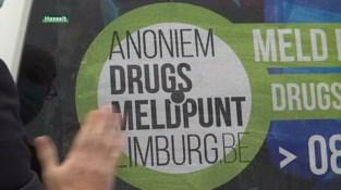 Alle 230 Limburgse politievoertuigen zetten drugsmeldpunt in de kijker