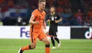 Nederland ziet aanvaller Luuk de Jong uitvallen voor de rest van het toernooi