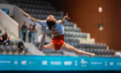 """Nina Derwael zal na Olympische Spelen wereldtitel niet verdedigen: """"Ik vind het ook belangrijk om andere dingen te beleven"""""""