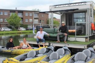 Boot op zonne-energie vaart opnieuw uit voor minicruises op Leuvense Vaart