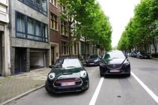 Proefproject veroorzaakt parkeerchaos op het Antwerpse Zuid