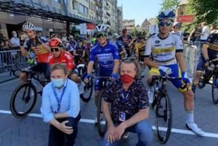 """Kritiek op organisatie bij start Ronde van België: """"Dit was echt niet zoals het hoort"""""""