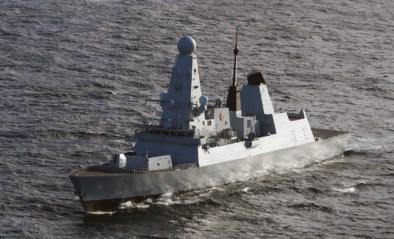 Russische waarschuwingsschoten tegen Brits marineschip op Zwarte Zee