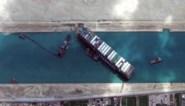 Eigenaar schip en uitbater Suezkanaal sluiten akkoord over schadevergoeding