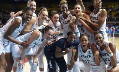 Wit-Rusland en Frankrijk bereiken halve finales EK basket