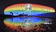 UEFA beslist: Allianz Arena mag niet in regenboogkleuren tegen Hongarije