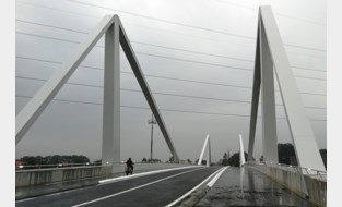 Nieuwe brug Herenthoutseweg opent donderdag