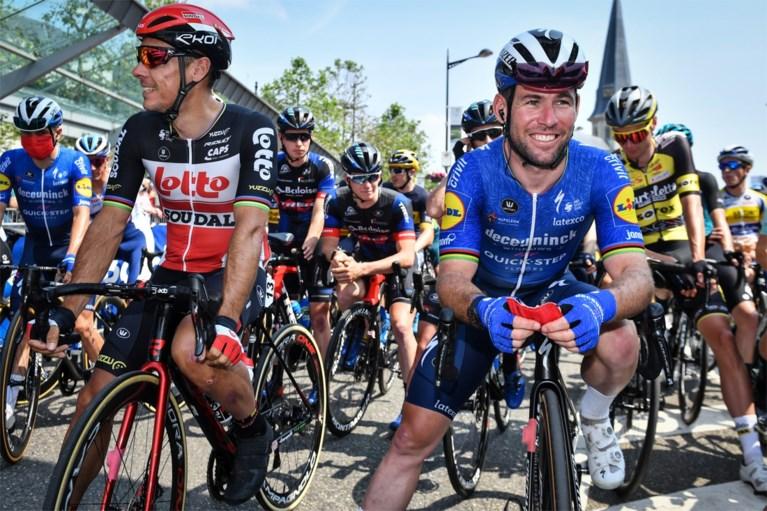 """Mark Cavendish beleefde """"schok"""" toen hij naar Tour mocht en jaagt op Eddy Merckx: """"Ik ga mijn stinkende best doen"""""""