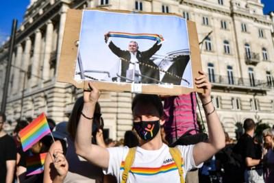 Hongaarse anti-homowet die aan de basis ligt van het massale protest: wat staat er in die wet? En wat is er aan de hand in Hongarije?