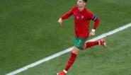 En nog maar eens een straf record voor Cristiano Ronaldo