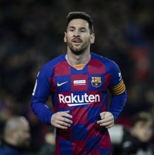 Einde transfersoap Messi in zicht? Verlenging bij Barcelona ligt klaar