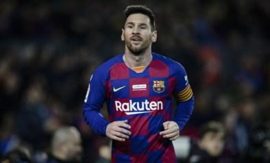Einde transfersoap in zicht? Met nog acht dagen tot einde contract blijft Messi wachten