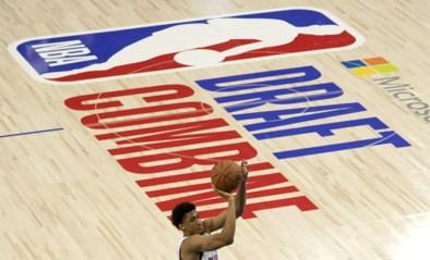 Detroit Pistons krijgen eerste keuze bij de draft NBA