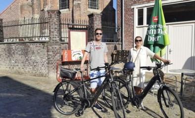 Laadpalen voor elektrische fietsen op komst