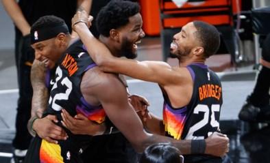 NBA play-offs: Phoenix pakt in de slotseconde tweede zege tegen Clippers