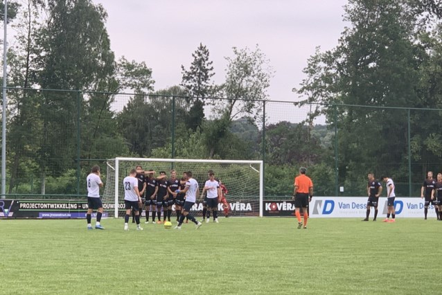 Union wint ook derde oefenmatch met 1-3 van Heist