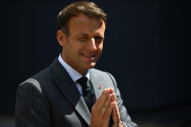 """""""Franse presidentsverkiezingen op 10 april en 24 april"""""""