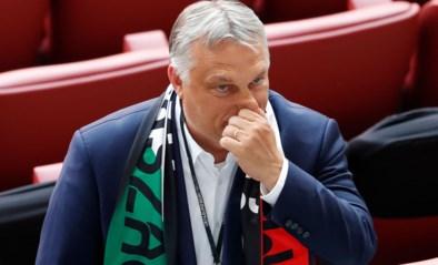 Regenboogkleuren houden Viktor Orbán weg van EK-wedstrijd tussen Duitsland en Hongarije