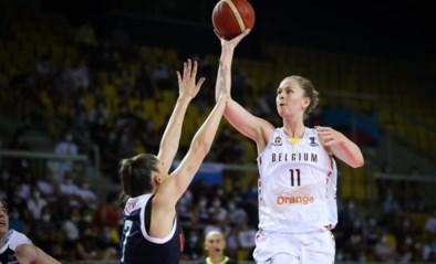 Briljante Emma Meesseman leidt Belgian Cats naar halve finales op EK basketbal