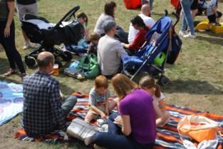 Picknickers uitgenodigd op nieuw aangelegde evenementenweide