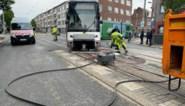 Verstoring tramverkeer in Hoboken door ontspoorde tram opgelost