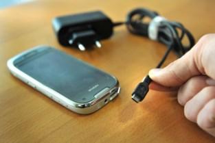 Dieven stelen gsm's en laptop uit losstaande bestelwagens