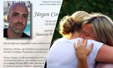 """Vriendin van Jürgen Conings geblokkeerd op Facebook nadat ze bericht deelt: """"Ik ben op"""""""