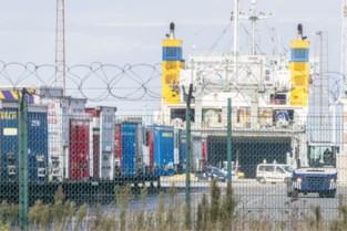 Havenindringer die tegen wagen van security schopte, krijgt zes maanden cel