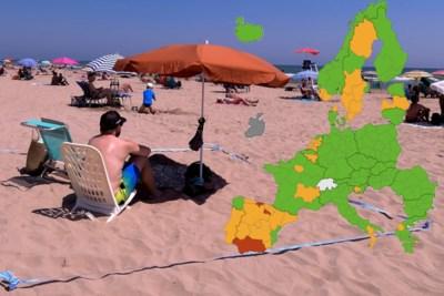 Europese kaart kleurt almaar groener, maar deltavariant baart experts zorgen: wat betekent dat voor je reisplannen?