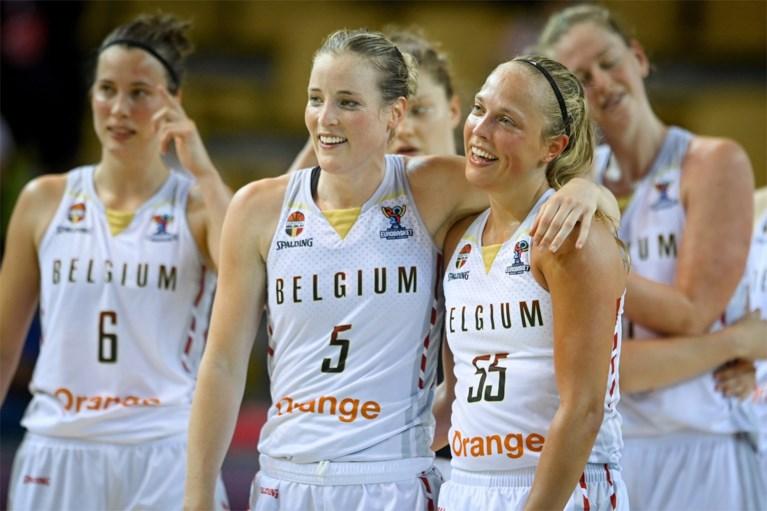 Briljante Emma Meesseman leidt Belgian Cats na thriller tegen Rusland naar halve finales op EK basketbal