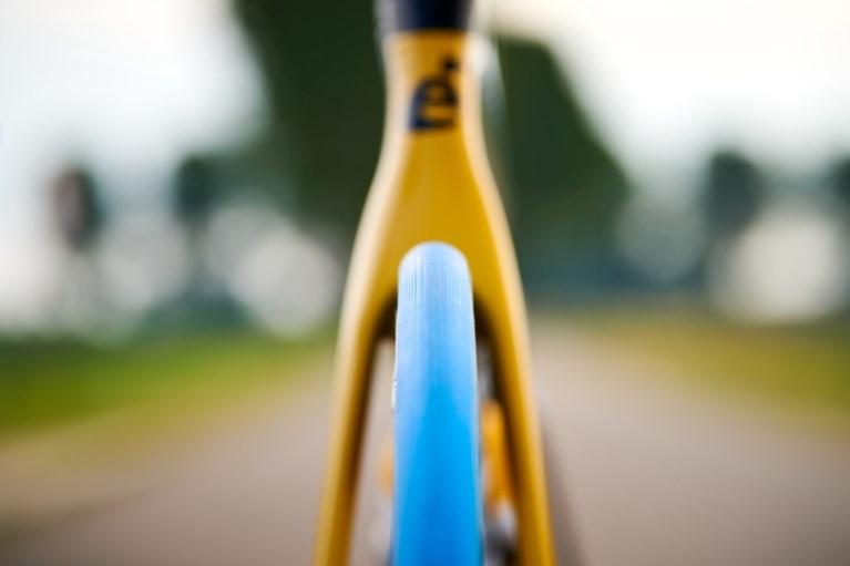 Wout van Aert gaat extra opvallen: waarom Jumbo-Visma met een blauwe voorband rijdt in de Tour