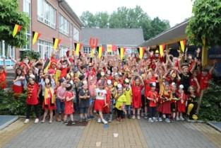 Basisschool organiseert 'Belgendag' voor Rode Duivels